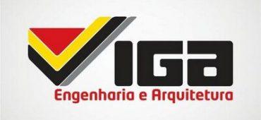 Logotipo Viga Arquitetura